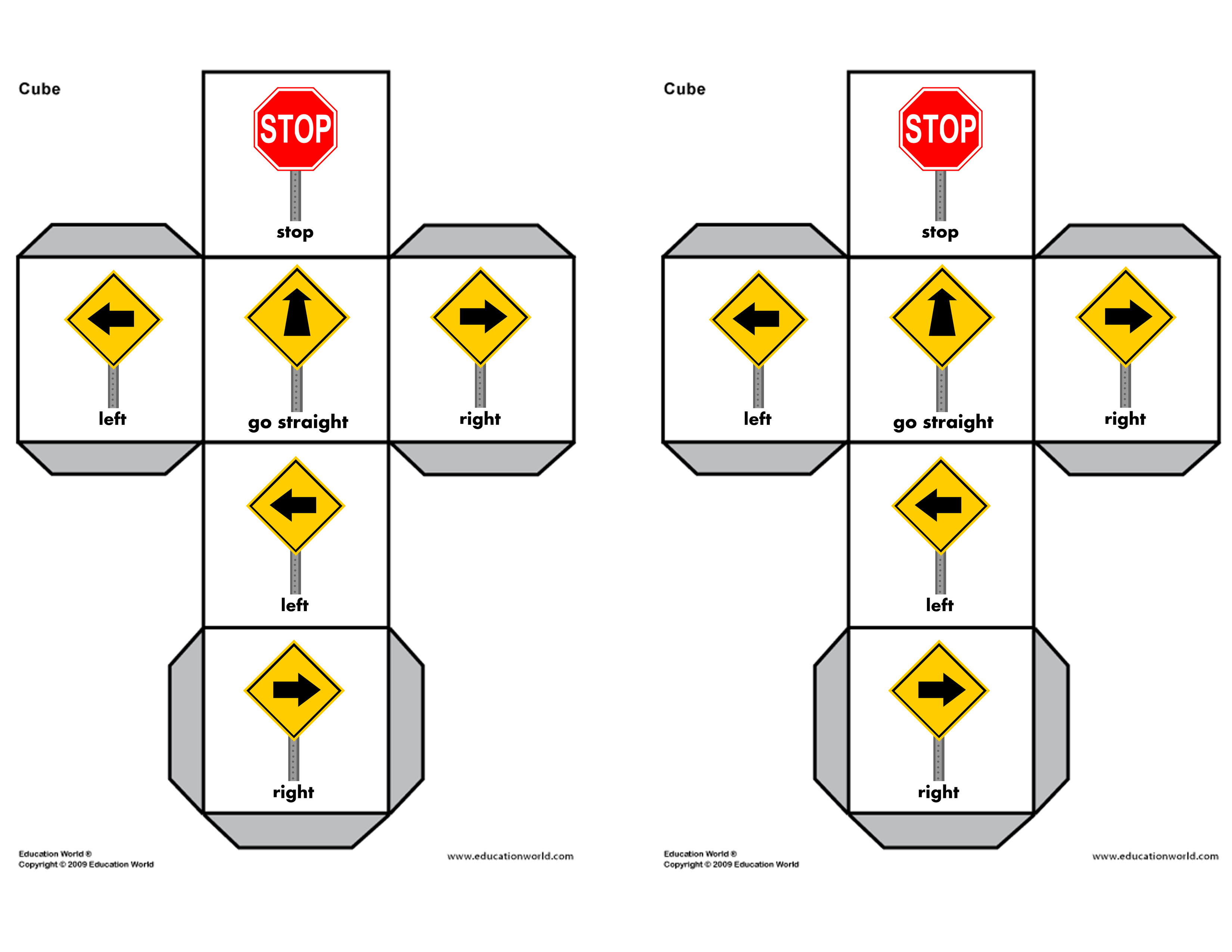 lesson plan  directions dice game  an esl board game for 2